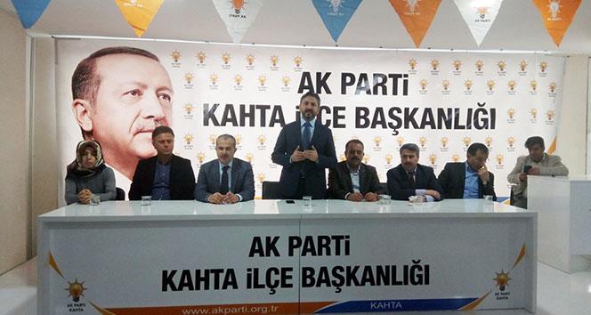 TBMM Başkanvekili Aydın: Türkiyenin bekası terör örgütlerini kurutmaktan geçer