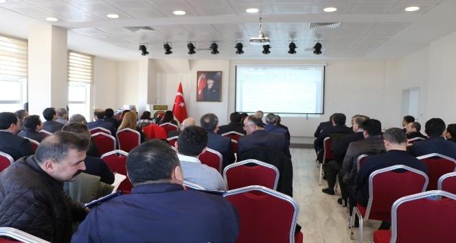 Belediye personeline hizmet içi eğitim semineri