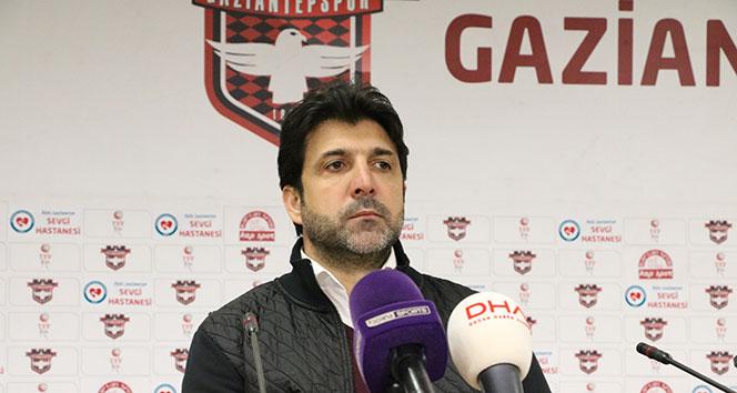 Gaziantepspor-Adana Demirspor maçının ardından