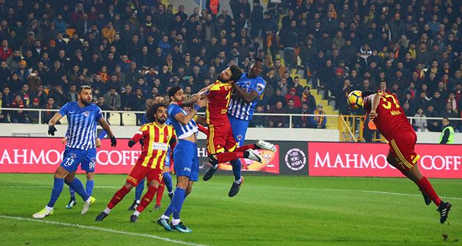 ÖZET İZLE: Yeni Malatyaspor 1-1 Kasımpaşa Maç Özeti ve Golleri İzle| Yeni Malatya Kasımpaşa kaç kaç bitti?