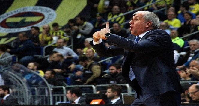 THY Euroleague: Fenerbahçe Doğuş: 77 - Brose Bamberg: 69