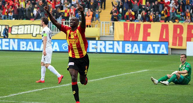 ÖZET İZLE: Göztepe 3-3 Osmanlıspor Maç Özeti İzle ! Göztepe Osmanlı maçı kaç kaç bitti?