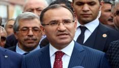 Başbakan Yardımcısı Bozdağ: Bizi sınamaktan vazgeçin