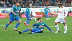 Spor Toto 1 Lig: Çaykur Rizespor: 0 - Altınordu: 3