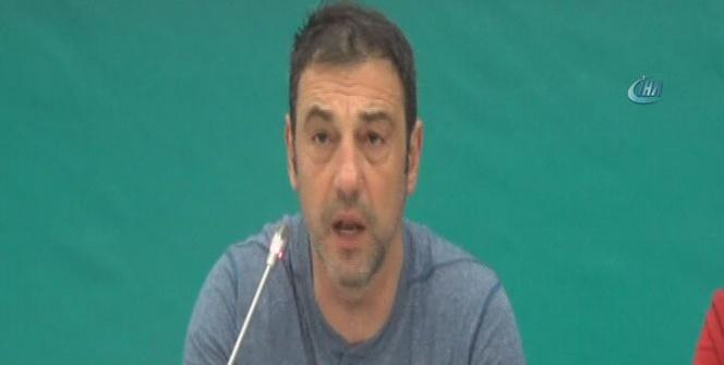 Aleksandar Trifunovic: 'Bu şekilde oynayarak deplasmanda kimseyi yenemeyiz'