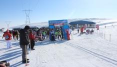 Ağrıda 250 öğrenci kayaklı koşu ve ayak yarışmalarında yarışacak