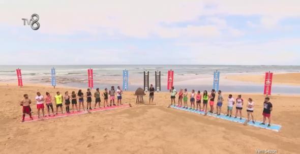 Survivor All Star 2018 3.bölüm fragmanı yayınlandı mı ?