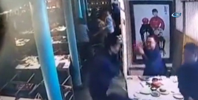 Çin'de bıçaklı saldırı: 1 ölü