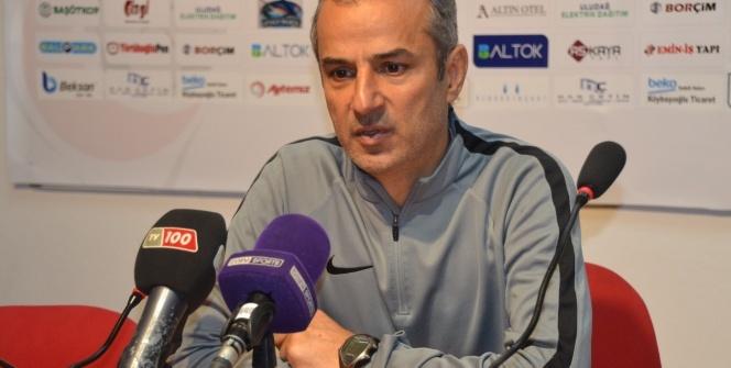 İsmail Kartal: 'Balıkesirspor ligin en çok gol atan takımı'