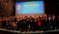 AK Parti Gençlik Kolları Uşak il kongresi gerçekleşti