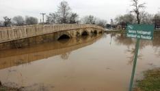 Tunca Nehrinde alarm