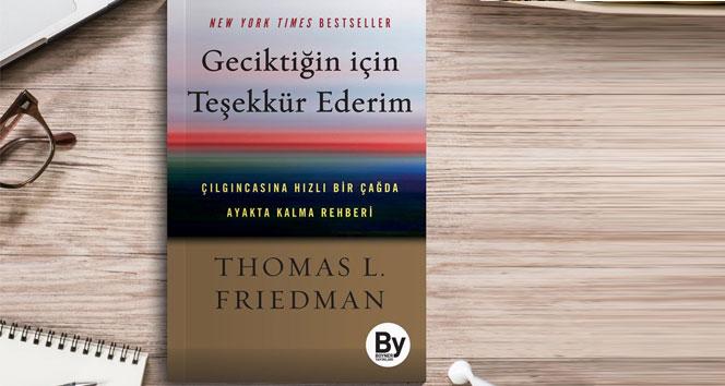Thomas Friedmanın yeni kitabı çıktı