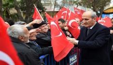 Dulkadiroğlu Belediyesinden 12 Şubatta 12 bin Türk bayrağı