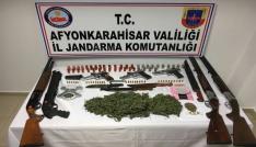 Jandarmadan uyuşturucu satıcısına operasyon