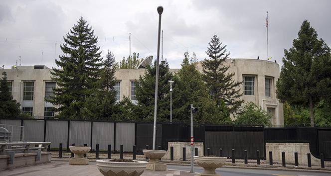 ABD Elçiliğinin bulunduğu caddenin adı Zeytin Dalı oluyor!