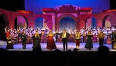 Edirnede Stara Zagora Devlet Operası sanatseverlerle buluşuyor
