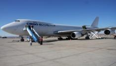 Fuar için Uşaktan uçan sanayicilere uçak bileti desteği