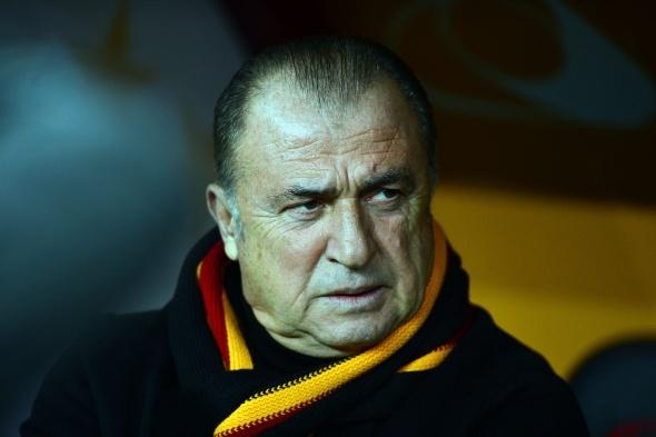 Galatasaray Antalyaspor maçından kareler