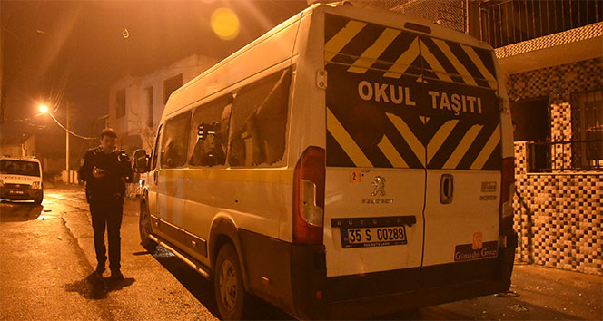 İzmirde 16 yaşındaki çocuk dehşet saçtı
