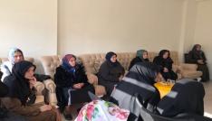 Aile Yaşam Merkezi Afrin şehitleri için mevlit okuttu