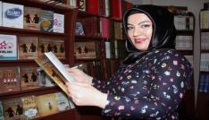 Ev hanımı Hilal Erdoğan aşkın kitabını yazdı