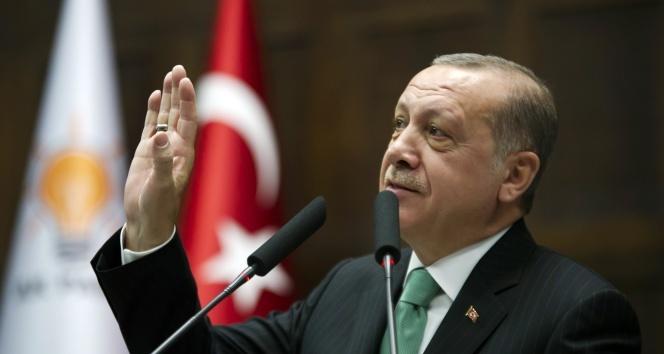 Cumhurbaşkanı Erdoğan: Kıbrıs'ta ve Ege'de haddini aşanları ikaz ediyoruz