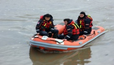 Meriç Nehrinde mülteci botu battığı iddiası
