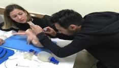 Sağlık personeline Temel Modül eğitimi