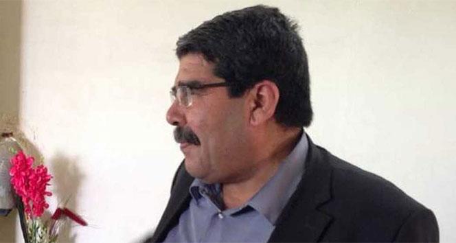PYD'li Salih Müslim Brüksel'de destek arayışına girdi