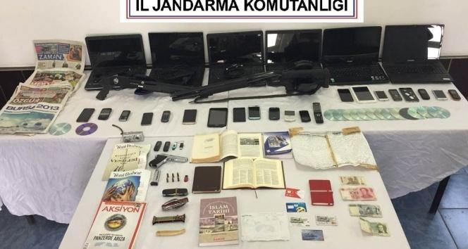 Marmara Adası'nda FETÖ / PDY operasyonu