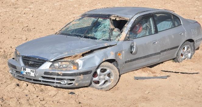 Kırıkkalede trafik kazası: 1 ölü, 3 yaralı