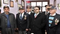 Gümüşhanede Muharip Gazileri temsilciliği açıldı