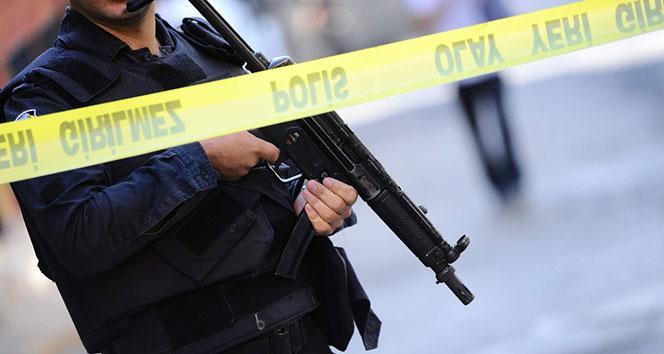 Diyarbakırda polis noktasına patlayıcı atıldı