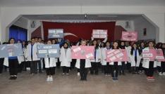 Öğrencilerden Mehmetçike Destek