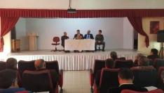 Kaman İlçesinde  Eğitimde Güvenlik toplantısı yapıldı
