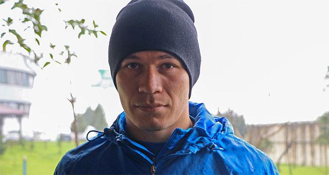 Braian Samudio: Ankaragücü maçını kazanıp her şeyi normale çevirmek istiyoruz