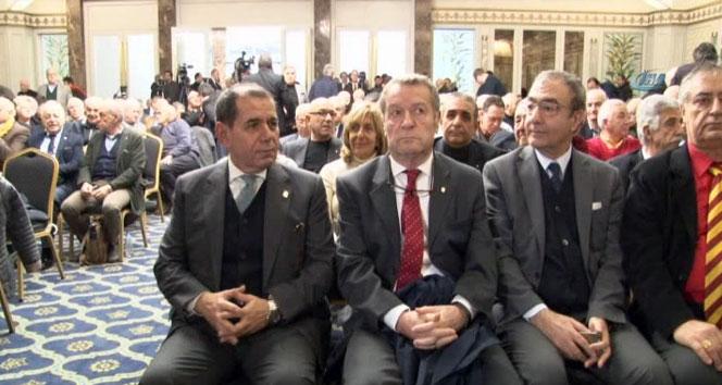 Galatasaray Şubat Ayı Olağan Divan Kurulu Toplantısı başladı
