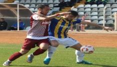 TFF 2. Lig: Tokatspor: 1 - Bucaspor: 0