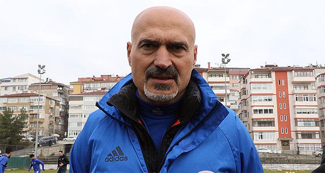 Levent Açıkgöz: 'Akhisarspor maçı bizim olmazsa olmazımız'
