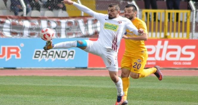 TFF 2. Lig: İnegölspor: 3 - Eyüpspor: 0