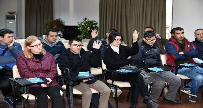 Alanya Belediyesi Engelli bireylere EKPSS kursu verecek