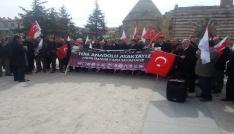 Memur-Sen Başkanı Oktay Cebeci: Anadolu ayakta emperyalizme karşıyız