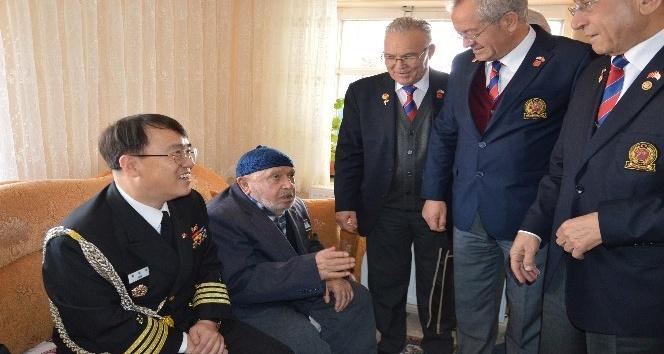 Kore gazileri onurlandırıldı