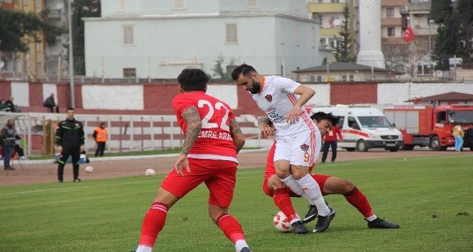 TFF 2. Lig: Hatayspor: 3 - Mersin İdmanyurdu: 0