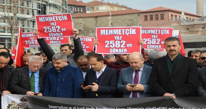 Mehmetçik Vakfı'na 10 TL'lik yardım mesajı attılar