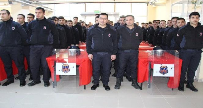 Elazığ'da 137 infaz koruma memuru yemin etti