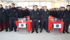 Elazığda 137 infaz koruma memuru yemin etti