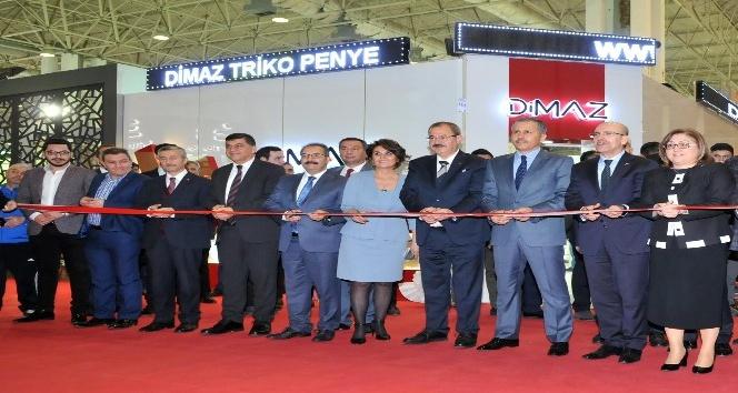 7. PENTEX Fuarı açıldı