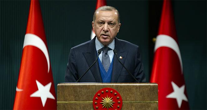 Cumhurbaşkanı Erdoğan: FETÖ varlık gösterdiği tüm ülkeler için tehdit