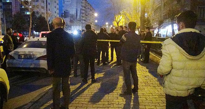 Diyarbakırda silahlı kavga: 1 yaralı !